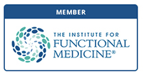 Member of the institute for functional medicine. Nutrition for young adults.
